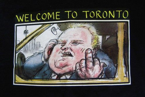 Rob Ford S Litany Of Misdeeds Toronto Media Co Op