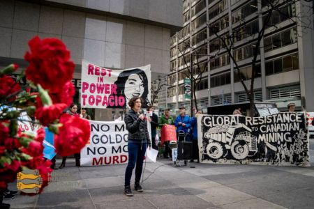 No More Goldcorp, No More Murders