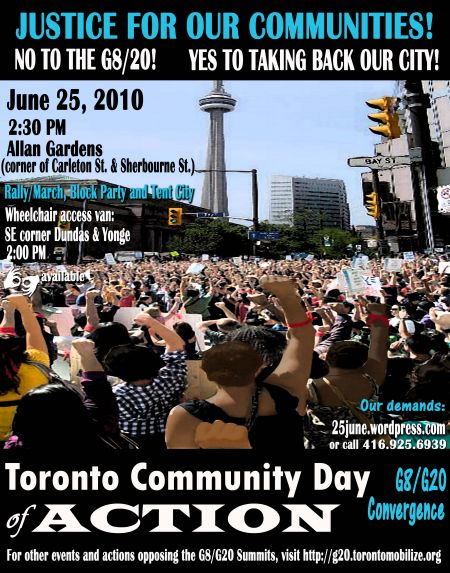 Community Day of Action