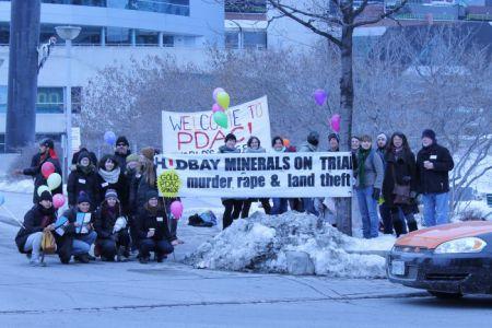 Hudbay Minerals: en juicio por violaciones y asesinatos, también es patrocinador de PDAC!
