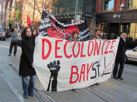 Decolonize Bay St.