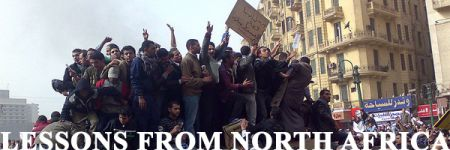 Lessons from North Africa