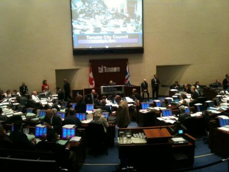City Council coming back into session on July 9th 2014