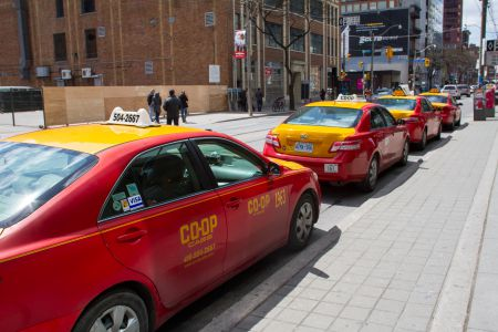 Co-Op Taxi is one of the major service brokers entangled in this current dispute. (PHOTO: Gary J. Wood, Creative Commons)