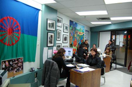Roma Community Center