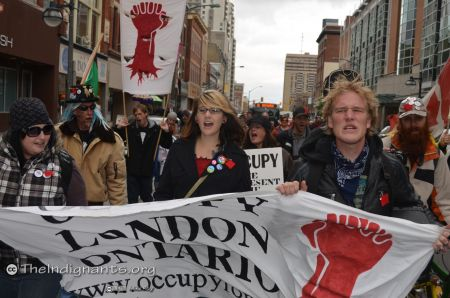 Occupy London Reunion