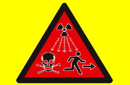 You cannot run from nuclear waste