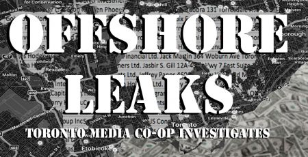 Toronto and the Offshore Leaks