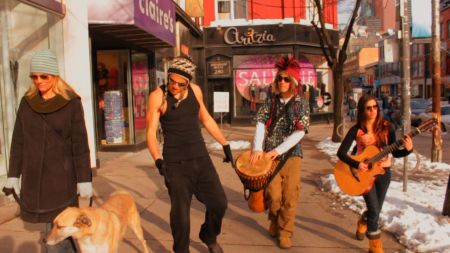Toronto Musicians Declare War on the Fur Industry