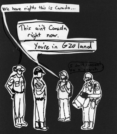"Illustration of ""This is G20 land"" video from youtube. http://www.youtube.com/watch?v=RjVtsuoPlzk"