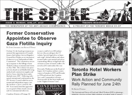 The Spoke: TMC's Broadsheet, Issue 3