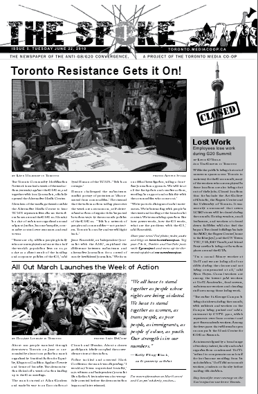 The Spoke: TMC's Broadsheet, Issue 5