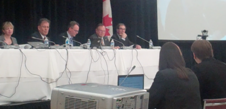 Toxic Hearing: Cameco in Port Hope Day 1