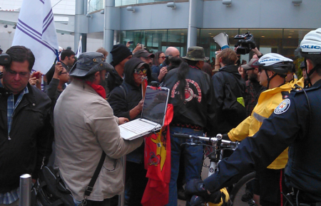 Toronto shows solidarity with Elsipogtog