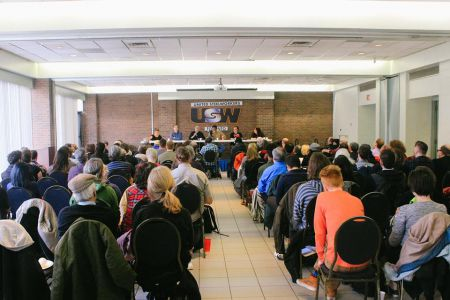 Unite Against Austerity! Toronto Panel, April 25, 2015
