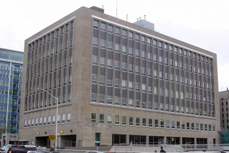 PHOTO: Public Domain - WC McBrien Building, Operational HQ of the TTC