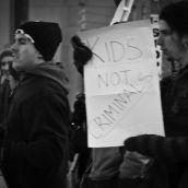 """Kids not criminals"""