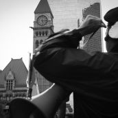Photo Essay: May Day, Toronto - May 01, 2012