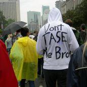 don't tase me bro! june 26