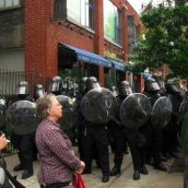 Gabriel Sinduda: g20.toronto. Terrorist Threats: Granny guard...