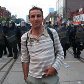 Gabriel Sinduda: g20.toronto. Terrorist Threats: Clowns like this...