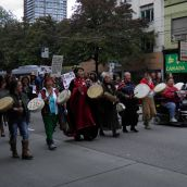 Day of Action for Missing and Murdered Indigenous Girls and Women