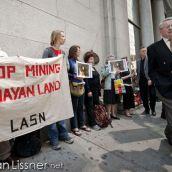 Stop Mining in Mayan Land