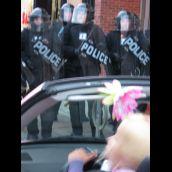 Gabriel Sinduda: g20.toronto. Terrorist Threats: Pink bunny...