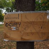 Map of occupy