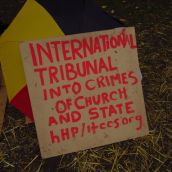 International Tribual into crimes of church and state genocide