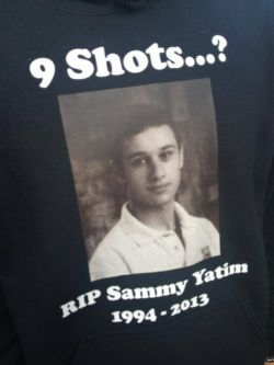 The Struggle Against Police Brutality — The Police Execution of Sammy Yatim