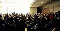 The UT General Assembly Votes at the Inaugural Meeting in January
