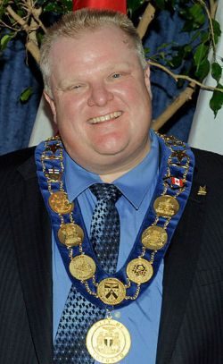 Rob Ford (Wikimedia Commons)