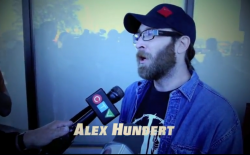 The Political Prosecution of Alex Hundert ends in 13.5 month Prison Sentence