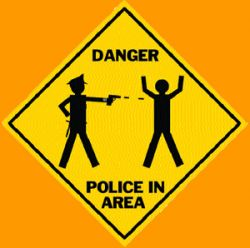 Cops, a threat to Afrikans' health and safety
