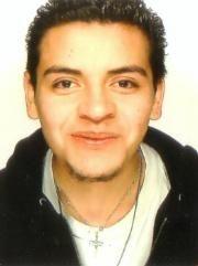 Daniel Garcia. Facing deportation from Toronto on January 1, 2011.
