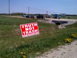 Stop the Waste Park! Stop the Sludge!