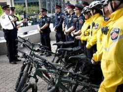 Cops Pack Fat onto City Budget