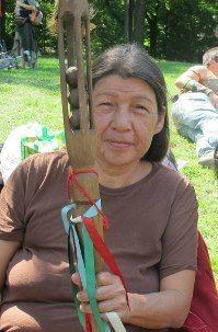 UPDATE: Algonquin Land Defender & Elder Louise Wawatie Recovering in Hospital from a Stroke