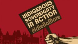 Idle No More Week at the University of Toronto: March 18-23