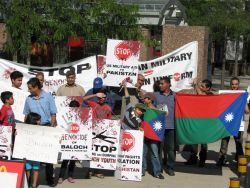 Toronto&#039;s Baloch Gather to Call for Immediate Release of Zakir Majeed and Thousands of Disappeared Baloch Youth