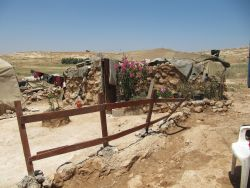 A house in Susiya