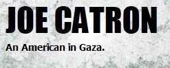 Live in Gaza with Joe Catron