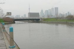 Keating Channel - the don south of gerard