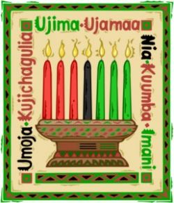 Advancing the principles of Kwanzaa