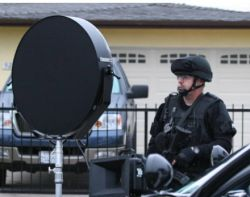 Sound Cannons and Police Intimidation at the Toronto G20 (Part 1 - Alex Bradley)