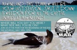 United Against Marineland - Voices Against Captivity!