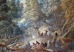 Maroons ambushed British soldiers