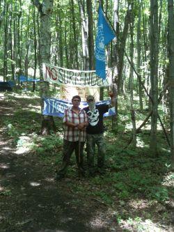 Invoking Nationhood, Resisting Colonisation - Oshkimaadziig Unity Camp