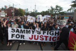 Resisting police violence